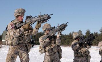 Latvijā notiks vērienīgas militārās mācības