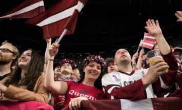 Pēdējais nenopietnais IIHF rangs: Latvijā ir labāks alus nekā Baltkrievijā!