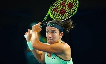 Севастова вышла в 1/8 финала крупного турнира в Дохе, Остапенко проиграла румынке