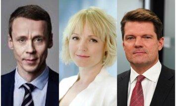 'Nordea' un DNB apvienoto banku 'Luminor' Latvijā vadīs Gabriloviča