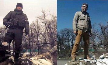 Žurnālists pēc selfijiem atmasko Krievijas karavīru Ukrainā