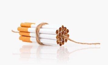 Сколько денег жители стран Балтии тратят на сигареты