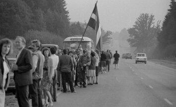 'Iestājies' Baltijas ceļā un izstāsti savu atmiņu stāstu!