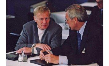 Polaris приглашает на встречу с Владленом Дозорцевым и Янисом Юркансом