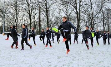 Latvijas sieviešu futbola izlase uzsāk gatavošanos FIFA Pasaules kausa kvalifikācijas spēlēm