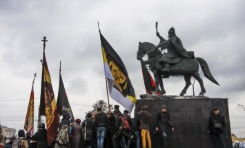 Krievijā atklāj pirmo pieminekli Ivanam Bargajam
