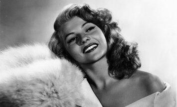 'Vīrieši liekas gultā ar Gildu, bet mostas ar mani.' Šarmantās Ritas Heivortas skaudrais dzīvesstāsts
