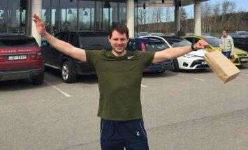 Portāls 'Delfi' uzvar pēdējā 'Lattelecom' Rīgas maratona ofisu izaicinājuma spēles duelī