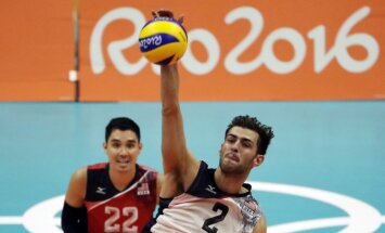 Riodežaneiro vasaras olimpisko spēļu vīriešu volejbola turnīra rezultāti (13.08.2016.)