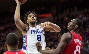 '76ers' draftā pirms Porziņģa izvēlēto Okaforu aizmaina uz 'Nets'