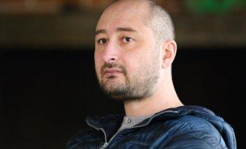 Babčenko atentāta plānotājam Ukrainā piespriests cietumsods