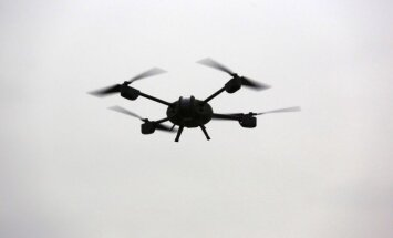 Jēkabpilī kūlas ugunsgrēku teritoriju novērošanai izmantos dronus