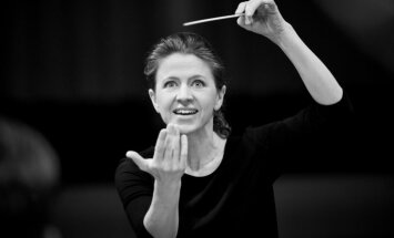 Vadošā kreisā roka. Saruna ar igauņu diriģenti Kristīnu Posku