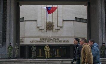 ES pirmdien noteiks sankcijas pret Krievijas amatpersonām