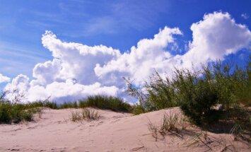 Laiks kļūs karstāks: svētdienas pēcpusdienā gaiss sakarsīs līdz +28 grādiem