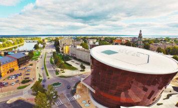 airBaltic начинает полеты между Ригой и Лиепаей; цены от 15 евро