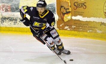 'Mogo' un 'Kurbads' hokejisti iekļūst Latvijas čempionāta finālā