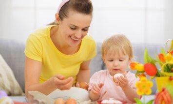 Psiholoģe: nedrīkst bērnu spiest izēst visu šķīvja saturu