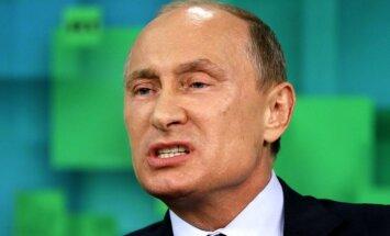 Putins draud ar jaunu kodolraķešu izstrādāšanu