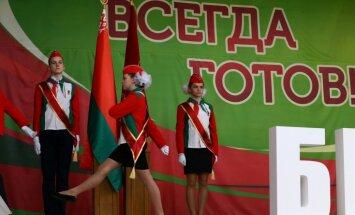 Baltkrievi dzīvo Krievijas propagandas ietekmē; mediju telpa nedroša, atzīst pētniece