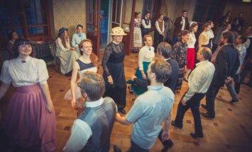 Lūznavas muižā uzburs 20. gadsimta sākuma sajūtas un dejos kadriļas