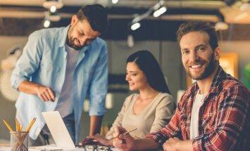 Jauna vide un cilvēki: kā veiksmīgi iejusties darba kolektīvā
