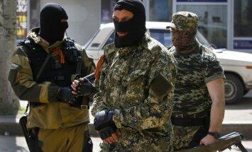 Ukrainas austrumu separātisti atzīst amerikāņu žurnālista sagūstīšanu