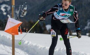 Ziemas orientieristam Kivleniekam 13. vieta Eiropas čempionātā