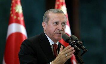 Erdogans paraksta izlīguma vienošanos ar Izraēlu