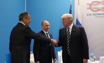 СМИ: Кремль надеется на Трампа даже после введения санкций и падения рубля