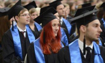 Trūkumi augstākās izglītības finansēšanas sistēmā raisa bažas arī par studiju kvalitāti, bažīga Valsts kontrole