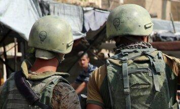 Krievija paziņo par desmitiem Sīrijā cietušu pilsoņu