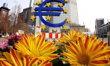 ECB: Banku filiāļu skaits ES pērn samazinājies līdz 198 744