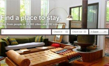 Сервис бронирования жилья Airbnb оценен в $30 млрд