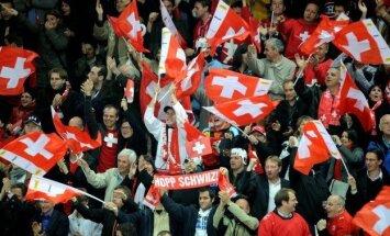 Slovākija un Šveice iegūst tiesības rīkot pasaules hokeja čempionātus