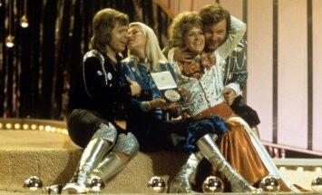 ABBA, Eurovision