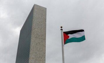 Palestīnieši iesnieguši Starptautiskajā krimināltiesā jaunu sūdzību pret Izraēlu