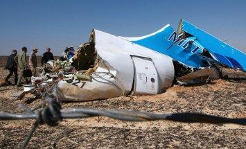Krievijas 'Airbus A-321' katastrofa - eksperti izvirza pirmās versijas par traģēdijas iemesliem (plkst. 21:41)