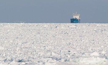 Baltajā jūrā atrod otrdien pazudušo kuģi