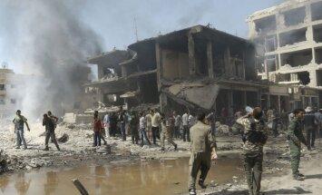 Пресса Британии: Москва убила больше сирийцев, чем Исламское государство