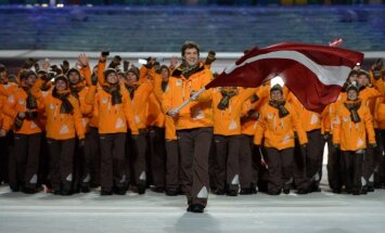 Paziņos Latvijas olimpiešu komandas sastāvu dalībai 2018. gada ziemas olimpiskajās spēlēs
