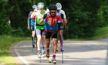 Patrijukam 23.vieta pasaules čempionātā vasaras biatlonā sprinta sacensībās junioriem