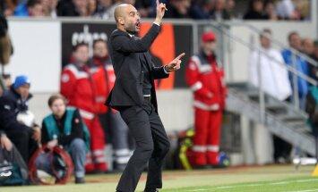 Gvardiola pēc sezonas beigām plāno pamest Minhenes 'Bayern'