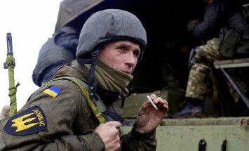 Donbasa atkarošana prasītu 12 000 karavīru un 50 000 civiliedzīvotāju dzīvību, lēš Ukrainas ģenerālštābs