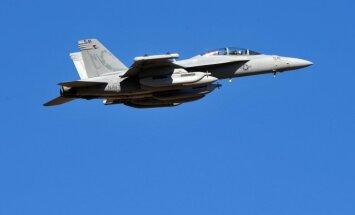 ASV tanku iznīcinātāji Latvijā veiks zemos lidojumus