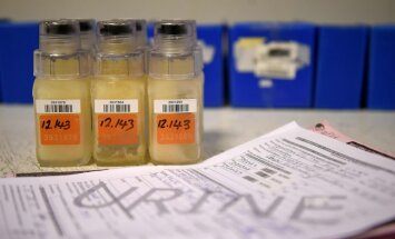 SOK un WADA pauž bažas par jaunajiem, viegli atveramajiem dopinga konteineriem
