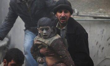 Maskava atkal neļauj ANO Drošības padomei nosodīt vardarbību Sīrijā