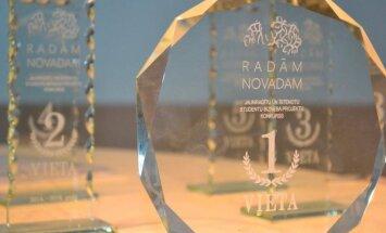 Uzņēmējdarbības konkursā 'Radām novadam' pieteikušās 78 jauniešu komandas