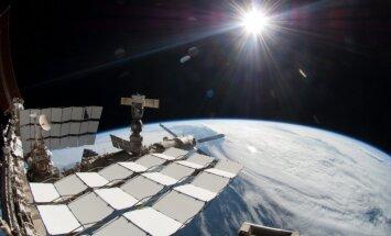 Orbītā nogādāti vēl divi 'Galileo' satelīti