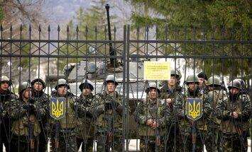 Nolemj evakuēt Ukrainas armiju no Krimas